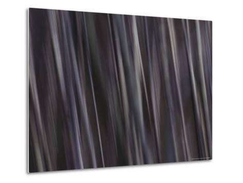 Water Pattern, Time Exposure-Mattias Klum-Metal Print