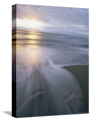 Kouchibouguac N.P., New Brunswick, 58,880-Acres, Central-Eastern Shore-Michael S^ Lewis-Stretched Canvas Print
