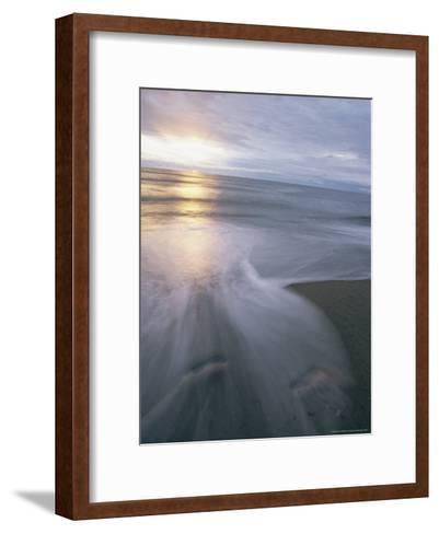 Kouchibouguac N.P., New Brunswick, 58,880-Acres, Central-Eastern Shore-Michael S^ Lewis-Framed Art Print