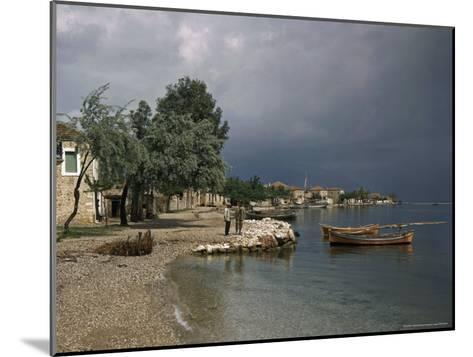 Psathopyrogos Lies at the Entrance To the Historic Gulf of Corinth-B^ Anthony Stewart-Mounted Photographic Print