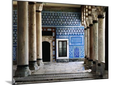 Circumcision Room's Door, Topkapi Palace-Izzet Keribar-Mounted Photographic Print