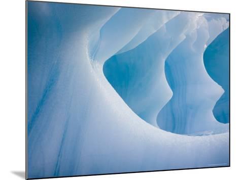 Iceberg-Andrew Peacock-Mounted Photographic Print
