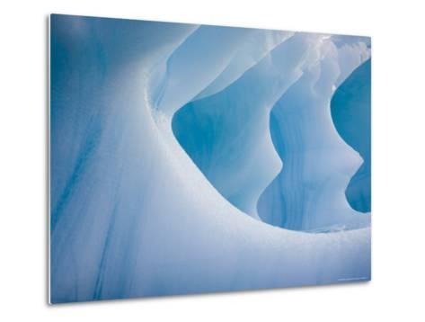 Iceberg-Andrew Peacock-Metal Print