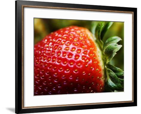 Strawberry-Ray Laskowitz-Framed Art Print