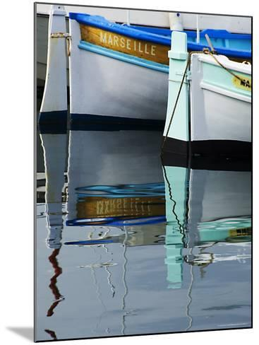 Boats Moored at Vieux Port-Glenn Beanland-Mounted Photographic Print