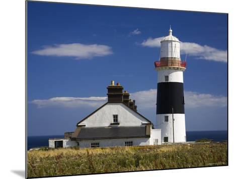 Mine Head Lighthouse-Richard Cummins-Mounted Photographic Print