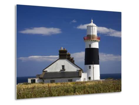 Mine Head Lighthouse-Richard Cummins-Metal Print