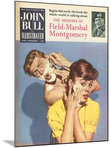 John Bull, Bathrooms Magazine, UK, 1958--Mounted Giclee Print