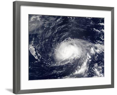 Hurricane Kyle-Stocktrek Images-Framed Art Print