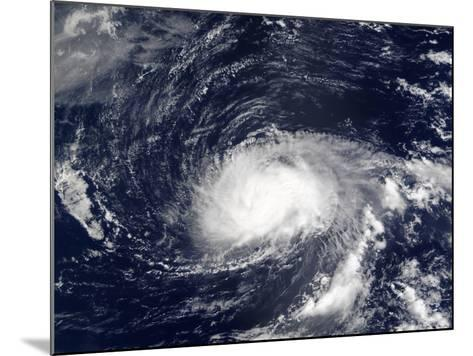 Hurricane Kyle-Stocktrek Images-Mounted Photographic Print