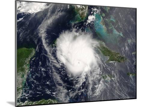 Hurricane Charley-Stocktrek Images-Mounted Photographic Print