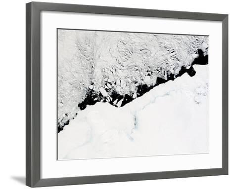 East Antarctica'S Prince Olav Coast-Stocktrek Images-Framed Art Print