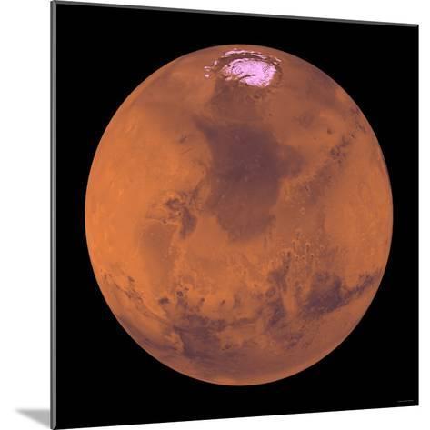 Mars-Stocktrek Images-Mounted Photographic Print