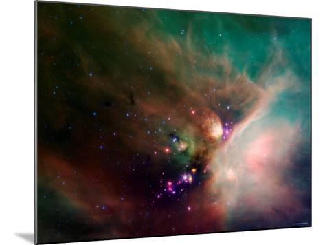 Rho Ophiuchi Nebula-Stocktrek Images-Mounted Photographic Print