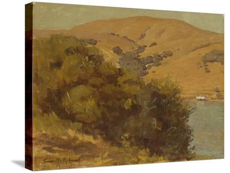 View of the Bay-Granville Redmond-Stretched Canvas Print