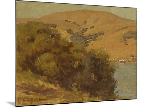 View of the Bay-Granville Redmond-Mounted Giclee Print
