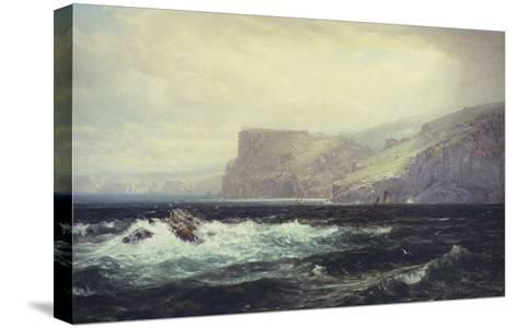 Tintagel Coast, 1884-William Trost Richards-Stretched Canvas Print