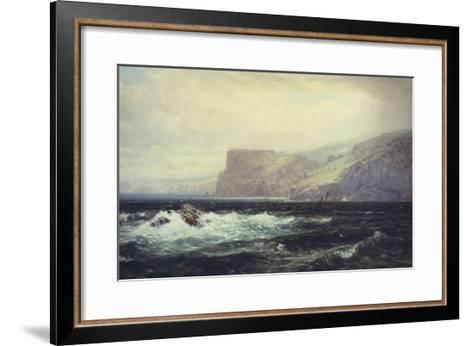 Tintagel Coast, 1884-William Trost Richards-Framed Art Print