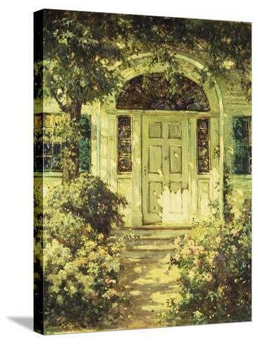 The Doorway-Abbott Fuller Graves-Stretched Canvas Print