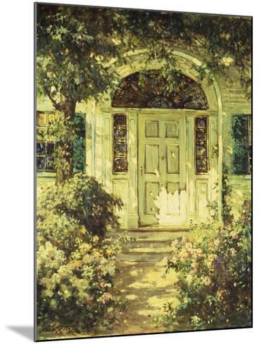 The Doorway-Abbott Fuller Graves-Mounted Giclee Print
