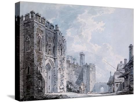The Gateway Rochester, 1793-4-J^ M^ W^ Turner-Stretched Canvas Print