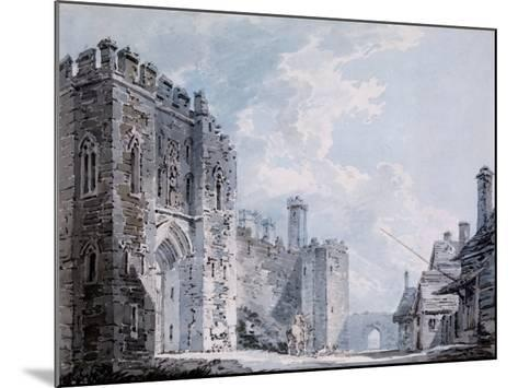 The Gateway Rochester, 1793-4-J^ M^ W^ Turner-Mounted Giclee Print