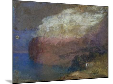 Corsica, a Wooded Headland, c.1828-J^ M^ W^ Turner-Mounted Giclee Print