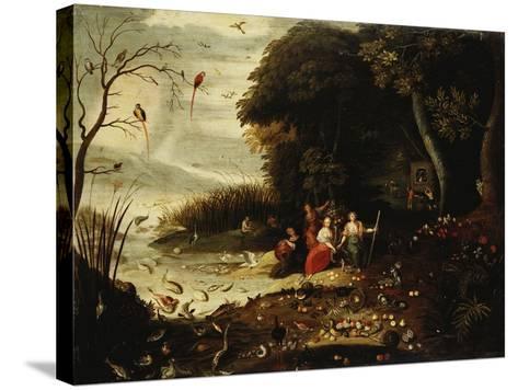 Autumn-Jan van Kessel-Stretched Canvas Print