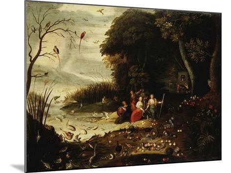 Autumn-Jan van Kessel-Mounted Giclee Print
