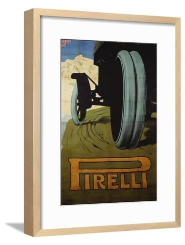 Pirelli, c.1920--Framed Art Print