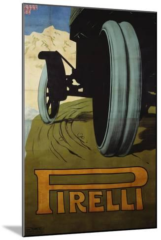 Pirelli, c.1920--Mounted Giclee Print