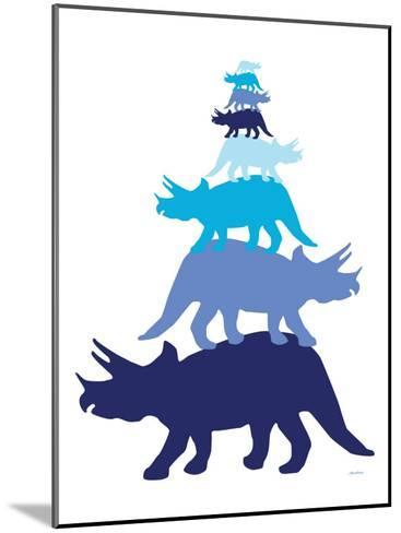 Blue Tritop-Avalisa-Mounted Art Print
