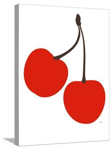 Cherry-Avalisa-Stretched Canvas Print