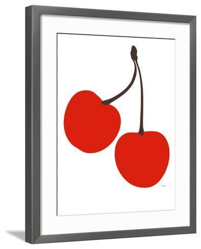 Cherry-Avalisa-Framed Art Print