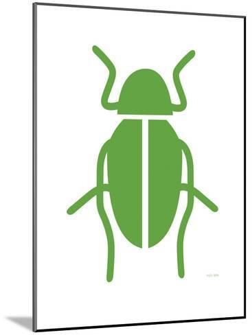 Green Bug-Avalisa-Mounted Art Print