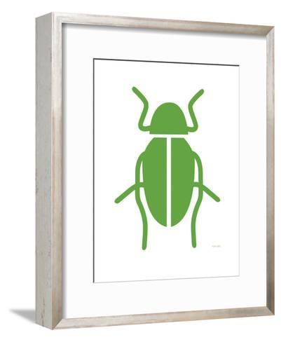 Green Bug-Avalisa-Framed Art Print