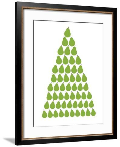 Pear Tower-Avalisa-Framed Art Print