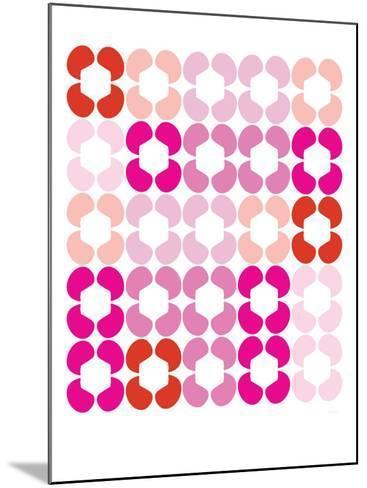 Pink Quilt-Avalisa-Mounted Art Print