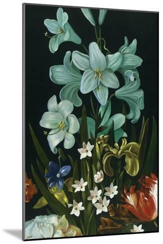 Untitled-Gregory Garrett-Mounted Premium Giclee Print