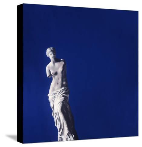 Venus en Bleu-Gregory Garrett-Stretched Canvas Print