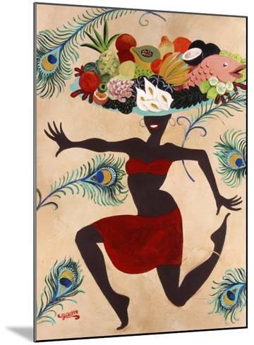 Samba Mama-Susan Gillette-Mounted Premium Giclee Print