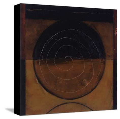 Runyon-J^b^ Hall-Stretched Canvas Print