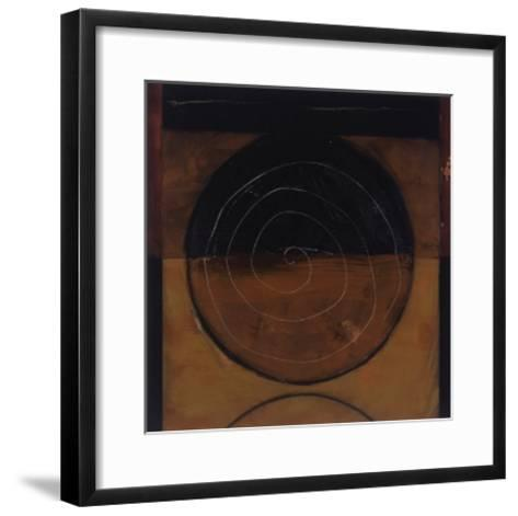 Runyon-J^b^ Hall-Framed Art Print