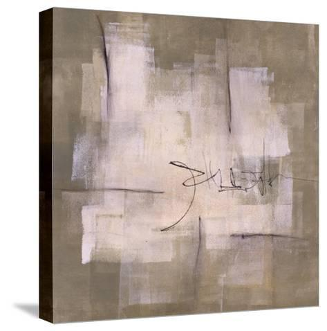 Equation in Mind-J^b^ Hall-Stretched Canvas Print