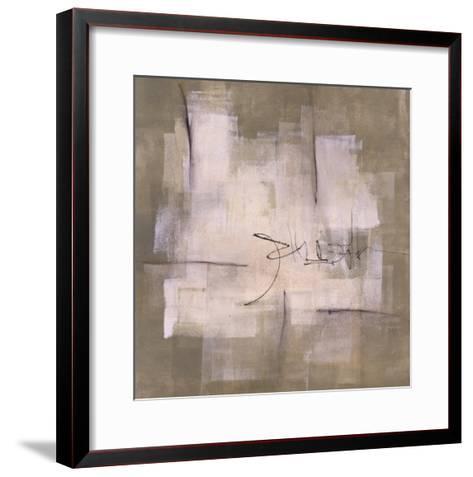 Equation in Mind-J^b^ Hall-Framed Art Print