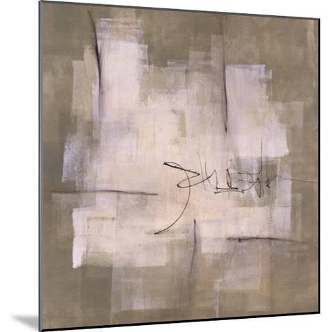 Equation in Mind-J^b^ Hall-Mounted Premium Giclee Print