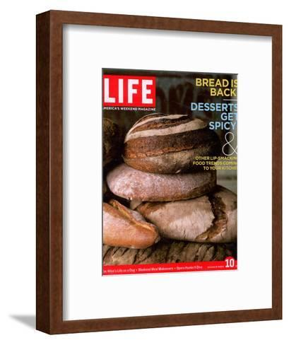 Loaves of Bread, March 10, 2006- Gentl & Hyers-Framed Art Print