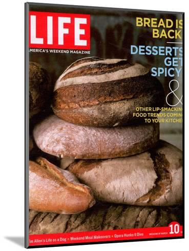 Loaves of Bread, March 10, 2006- Gentl & Hyers-Mounted Photographic Print