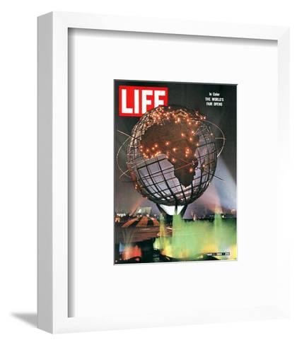 New York World's Fair, May 1, 1964-George Silk-Framed Art Print