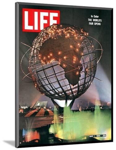 New York World's Fair, May 1, 1964-George Silk-Mounted Photographic Print